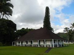 Waioli Mission Hall (jimmywayne) Tags: hawaii kauai kauaicounty hanalei historic waioli mission hall nrhp nationalregister