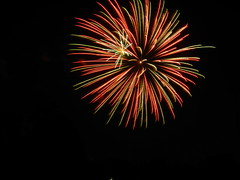DSCN2986 (Yoru Tsukino) Tags: fireworks canada day 2016 night fire colorful colourful annual yearly