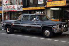 1985 GMC C-3500 High Sierra Bonus Cab (vetaturfumare - thanks for 2 MILLION views!!!) Tags: gmc duallie dooley bonuscab silverado 3500 c3500 high sierra truck pickup chinatown cymbeline