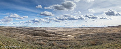 Scattered Clouds Panoramic View (jabbar_jigariyo) Tags: roadtrip usa crosscountry billings montana clouds cloudy scattered panorama panoramicview beautiful outdoors nature sky sand cloudscape landscape dramatic endless limitless canon 6d jigar brahmbhatt