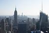 Manhattan (Kinseri) Tags: newyork building topoftherock empirestatebuliding totr