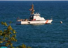 USCGHalibutAtNobu (mcshots) Tags: ocean california travel sea coastguard usa water boat ship stock malibu pch socal mcshots swells cutter nobu springtime halibut uscg moored losangelescounty