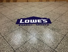 ohio tile logo concrete metallic decorative flake toledo epoxy chip oh lowes findlay bowlinggreen sealing fostoria contractors resinous