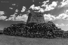 Nuraghe di Santu Antine, Sardinia (salvatore zizi) Tags: sardegna castle bronze sardinia age fortezza nuraghe nuragic santu antine megalitic