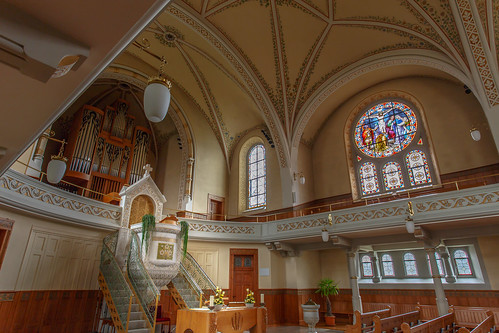 Protestant Church Altstätten