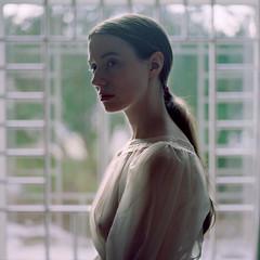Andrea_020 (patofoto) Tags: woman color 6x6 film nude square kodak hasselblad squareformat artisticnude femenine hasselblad203fe