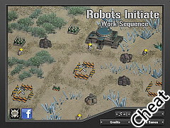 機器工人帝國:修改版(Robots Initiate Work Sequence Cheat)