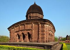 India - West Bengal - Bishnupur - Radhagobinda Temple - 4 (asienman) Tags: india temple terracotta bengal bishnupur westbengal laterite radhagobindatemple asienman asienmanphotography
