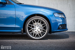 Audi A4 - Vertini Concave rims (MNYFOTO) Tags: norway canon tdi 5d bergen 20 a4 audi concave vag strobe 2012 quattro elinchrom strobist vertini