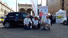 eTour Europe - Electrify BW Team