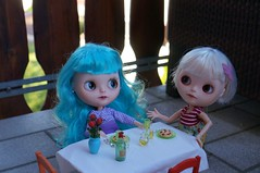 Blythe a Day 02 June 2015 - Dinner