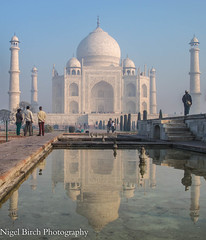 IMG_0748 (Thank you for looking.) Tags: india reflections taj mahal agra marble makrana