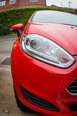 292/365 - 20 October: Close-up car (Darren W) Tags: car distorted project365