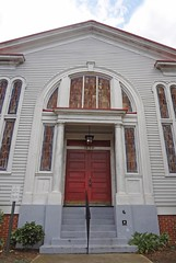 (C. Neil Scott) Tags: columbiasc southcarolina thebigapple synagogue houseofpeacesynagogue