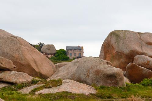 Maison du littoral à Ploumanac'h