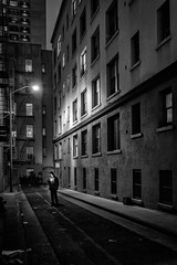 SF Noir (atenpo) Tags: sf california ca city night bush alley san francisco noir sam falcon humphrey miles archer maltese brigid stockton tenderloin oshaughnessy spade burritt dashiell tendernob hammett bogard