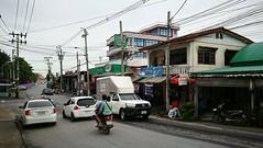 Thailand Thailand_allshots Samut Prakan Bangchalong Street Buildings Motorbike Cars (markusg2010) Tags: street cars buildings thailand motorbike samutprakan bangchalong thailandallshots