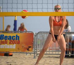 17230888 (roel.ubels) Tags: nk beachvolleybal beachvolleyball volleybal volleyball beach scheveningen sport topsport 2016
