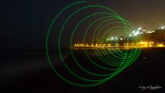 Linterna (1 de 1) (GonzalezNovo) Tags: lightpainting pwmelilla pintarconluz linterna nocturna incineradora horcascoloradas melilla