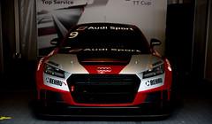 Audi TT Sport (Minh-Hong) Tags: auto horse rot car eyes power ps devil tang kw