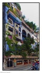 Hundertwasser Haus (Look_More) Tags: architecture austria event holidays landscape places recent urban vienna