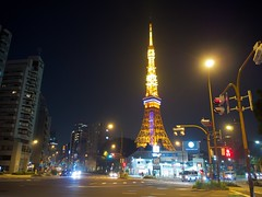 (tAdA Hellogoodbye) Tags: japan tokyo tokyotower