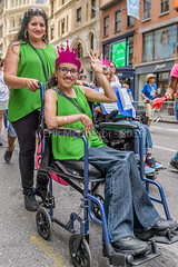 EM-160710-DisabilityPrideNYC-001 (Minister Erik McGregor) Tags: nyc newyork art festival photography march parade awareness visibility inclusion 2016 disabilitypride erikrivashotmailcom erikmcgregor 9172258963 erikmcgregor disabilitypridenyc disabilityparade