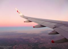 Climb (Antnio A. Huergo de Carvalho) Tags: world pink sky high wings aviation wing rosa cu airbus asa avio winglet mundo aviao voar a320 voo asas airbusa320 avianca prony aviaocomercial sharklet