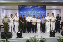 160710-N-CV785-141 (U.S. Pacific Fleet) Tags: philippines usnavy phl legazpi albay usnsmercy pacificpartnership pp16 hospitalshipusnsmercy pacificpartnership2016
