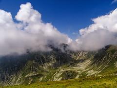 walk with me through Romania (1) (Luana 0201) Tags: romania transalpina mountains parang carpathian clouds