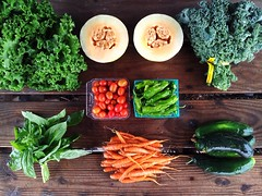Suzie's CSA Box, Week of July 25 - 31