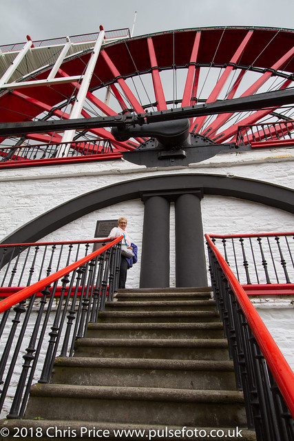 Laxel Wheel, Isle of Man