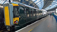387130 at Brighton (Sparkyscrum) Tags: 387 3871 class387 bombardier gwr greatwesternrailway
