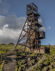 Groverake Mine (Blaydon52C) Tags: mine groverake disused industry ruins buildings mining lead weardale rookhope pennines durham abandoned rust decay moor moorland