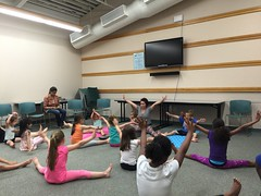 Yoga with Lindsey1 (mcllibrary) Tags: ewing branch youth services event