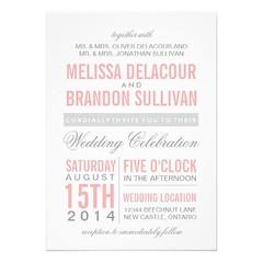 (Pink and Gray Modern Typography Wedding Invitation) #Calligraphy, #Country, #Gray, #Modern, #Pink, #Script, #Stylish, #Typography, #Wedding, #Western is available on Custom Unique Wedding Invitations store http://ift.tt/2azUX86 (CustomWeddingInvitations) Tags: pink gray modern typography wedding invitation calligraphy country script stylish western is available custom unique invitations store httpcustomweddinginvitationsringscakegownsanniversaryreceptionflowersgiftdressesshoesclothingaccessoriesinvitationsbinauralbeatsbrainwaveentrainmentcompinkandgraymoderntypographyweddinginvitation weddinginvitation weddinginvitations