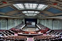 Leith Theatre Auditorium (elementalPaul) Tags: pentax k10d pentaxk10d hdr 5xp photomatixpro leiththeatre leith edinburgh scotland theatre derelict