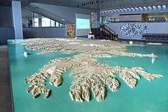 3D Map of Iceland (1) (AntyDiluvian) Tags: iceland reykjavik radhus rhs cityhall map model 3d threedimension threedimensional