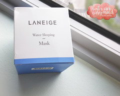 laneige-water-sleeping-mask (withaneasymind) Tags: ab koreanskincare laneige watersleepingmask mask skincare haul july sleepingmask