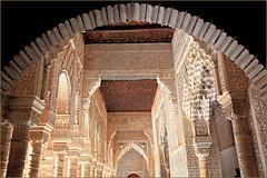 Palais Nasrides, Alhambra de Grenade, Granada, Andalucia, Espana (claude lina) Tags: claudelina espana spain espagne andalucia andalousie granada grenade ville town architecture alhambra palaisnasrides