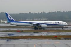 All Nippon Airways (ANA) Boeing 777-300(ER) JA739A (EK056) Tags: all nippon airways ana boeing 777300er ja739a tokyo narita international airport