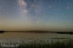 Moonlight Serene - Abbotts Lagoon (Marsha Kirschbaum) Tags: pointreyesarea california milkyway sonya7rii moonlight marshakirschbaum pointreyesnationalseashore starryskies starrynight starreflection abbotslagoon nightsky