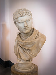 IMG_0648 (jaglazier) Tags: 188ad217ad 2016 3rdcentury 3rdcenturyad 72316 adults augustus bearded beards campania caracalla copyright2016jamesaglazier emperors imperial italy july kings men museoarcheologiconazionale museoarcheologiconazionaledinapoli naples napoli national nationalarchaeologicalmuseum nazionale portraits roman severus sexy stonesculpture archaeology art busts crafts frowning furrowedbrow handsome masculine scowling sculpture soldiers