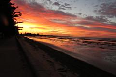 morning sunrise to city (annieb) Tags: sunrise altona