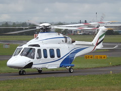 DU-140 Agusta AW139 Helicopter (Aircaft @ Gloucestershire Airport By James) Tags: gloucestershire airport du140 agusta aw139 helicopter egbj james lloyds