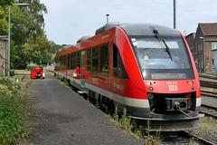 P2340270 (Lumixfan68) Tags: eisenbahn zge triebwagen baureihe 648 alstom coradia lint 41h dieseltriebwagen vt verbrennungstriebwagen deutsche bahn db regio
