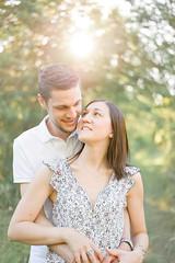 Couple (matbau) Tags: couple amour love sun soleil soir sunset lumiere light