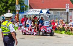 Doo Dah Uber (Eridony (Instagram: eridony_prime)) Tags: columbus franklincounty ohio victorianvillage parade doodahparade