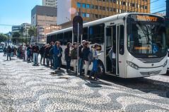 Intercampi Reitoria (ufpr) Tags: intercampi ufpr passageiros ponto ônibus reitoria parada embarque