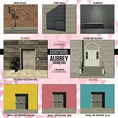 Aubrey Cosmetics // Background Gacha Series (averydaubrey) Tags: secondlife gacha background photos